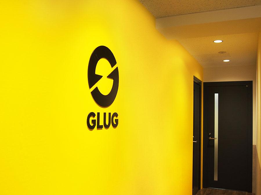 GLUG社内 廊下